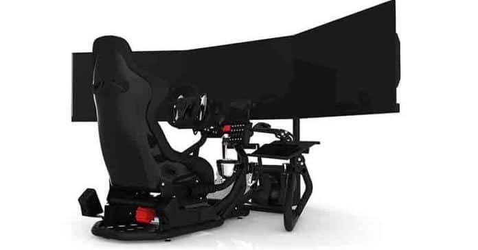 simulatore di guida