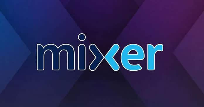 mixer chiude