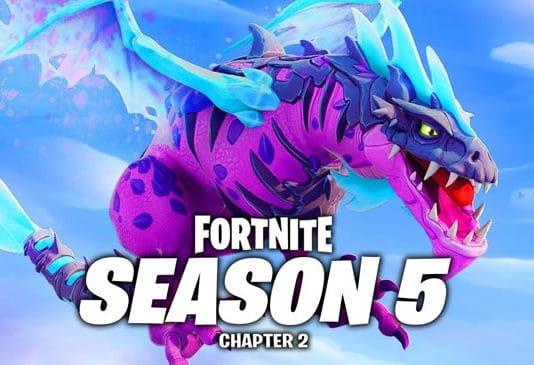 Fortnite stagione 5 capitolo 2